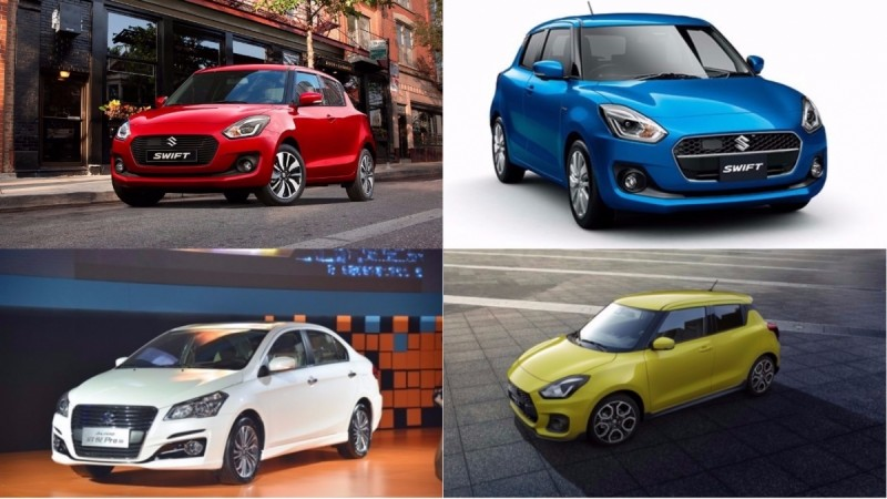 Auto Expo 2018 Maruti Suzuki cars