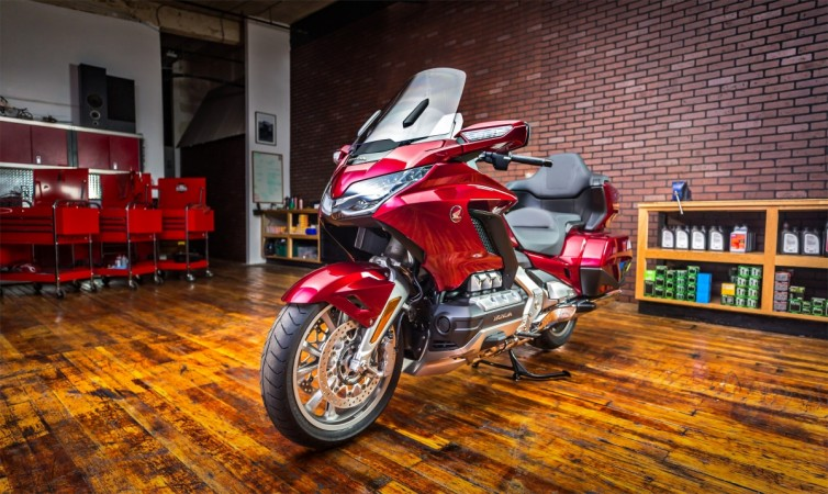 2018 Honda Gold Wing, 2018 Honda Gold Wing India