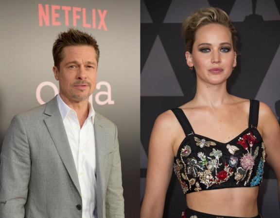 Brad Pitt Jennifer