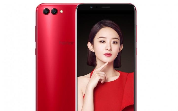 Huawei Honor V10 as seen on Honor China