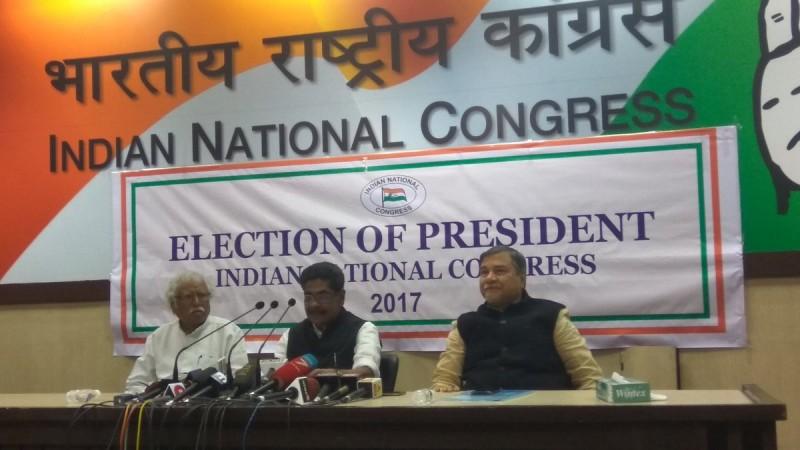 Congress presidential election