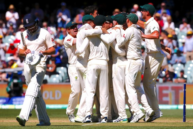 Australia Ashes Test