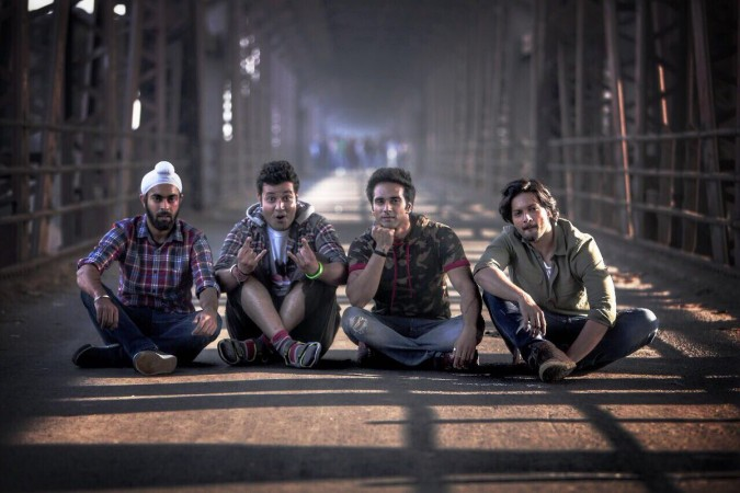 Fukrey Returns cast