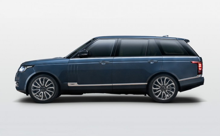 Range Rover Autobiography by SVO Bespoke