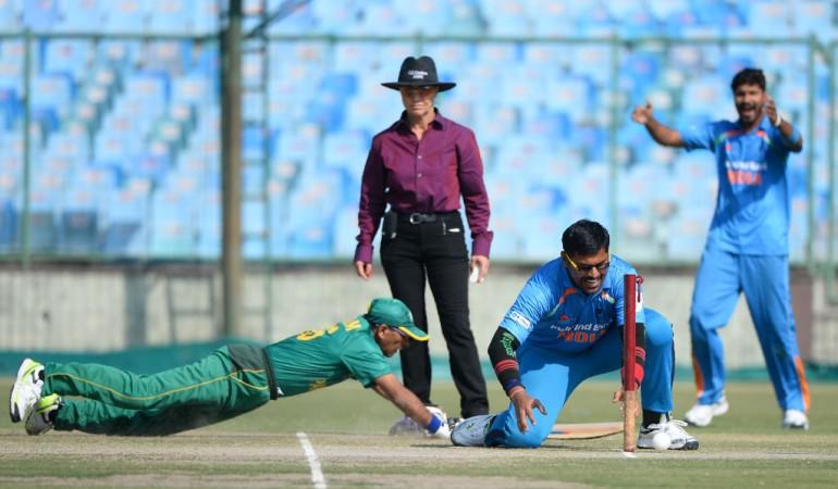 India vs Pakistan, blind cricket