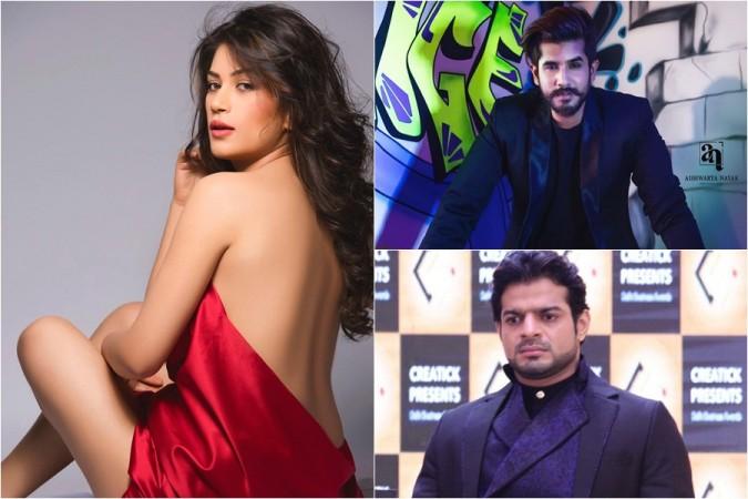 Bandgi Kalra, Suyyash Rai, Karan Patel