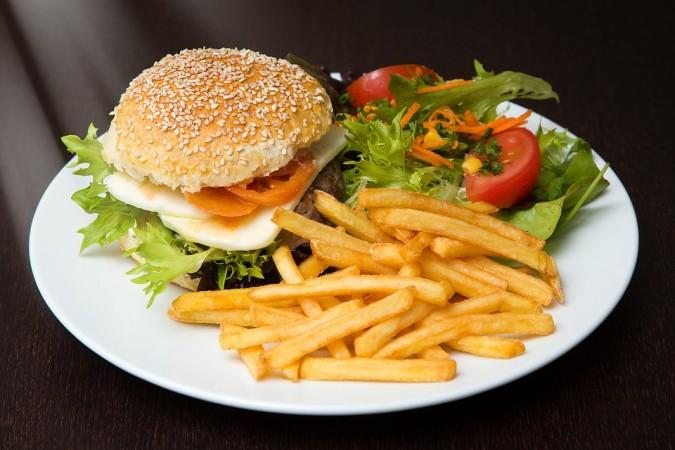 fast food, western diet,