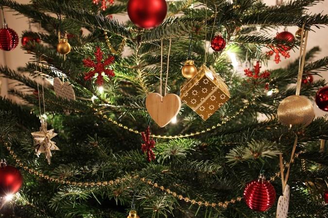 Christmas tree decorations,