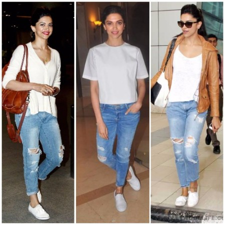 9e5557b6d3765a 10 Bollywood celebs in ripped jeans - IBTimes India