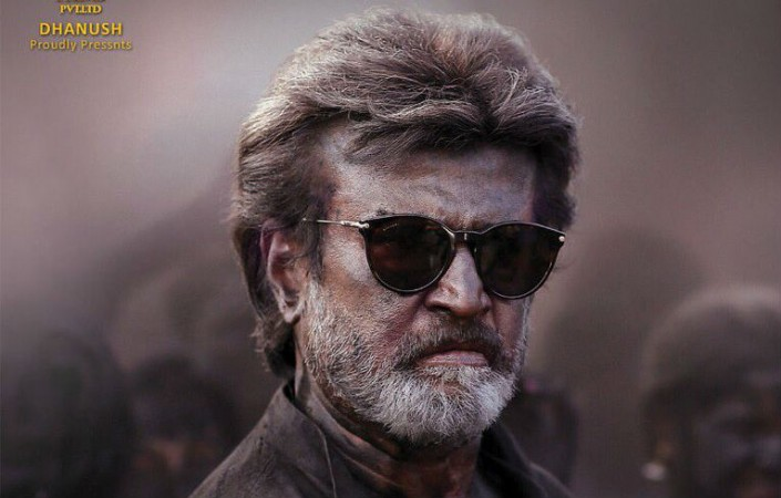 Rajinikanth's Kaala second look poster is out on his 67th birthday