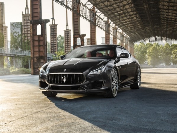 2018 Maserati Quattroporte GTS