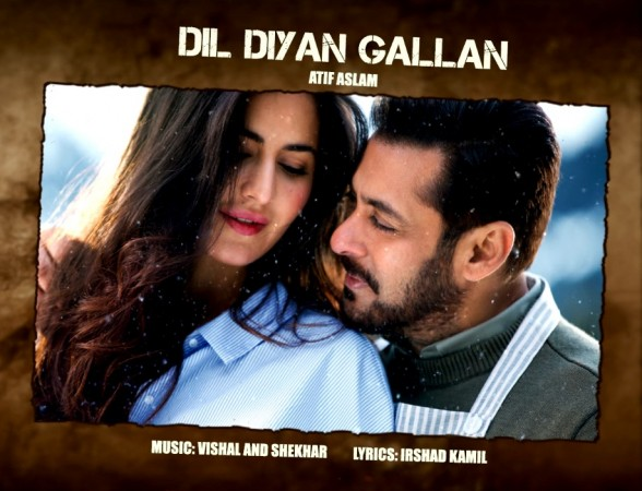 Tiger Zinda Hai  Song  Dil Diyan Gallan  Entertainment