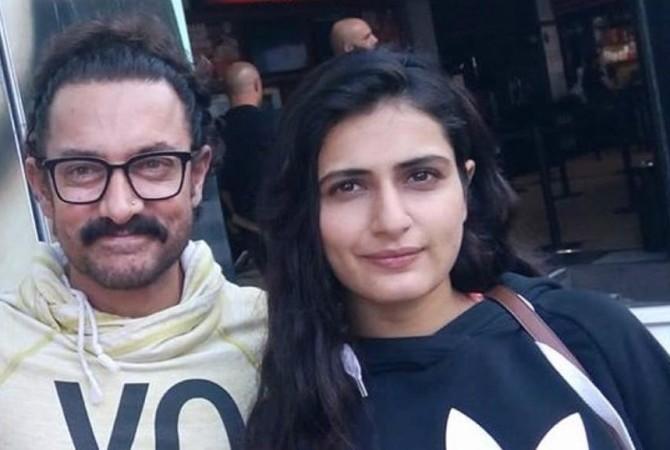 Aamir KHan, Fatima Sana Shaikh, mahabharata