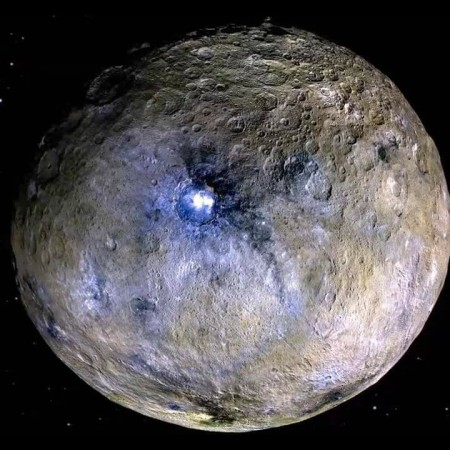 dwarf planet, Ceres,