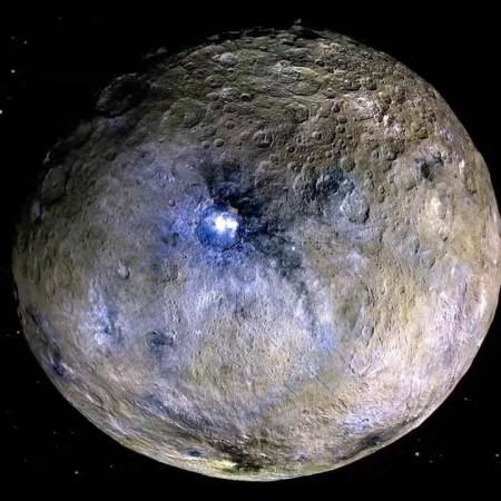 dwarf planet, Ceres,