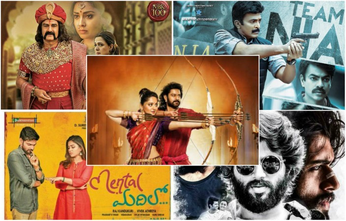 5 best Telugu movies of 2017