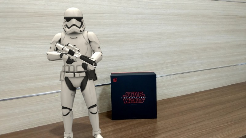 OnePlus 5T Star Wars Limited Edition Review