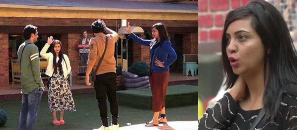 Bigg Boss 11 captaincy task