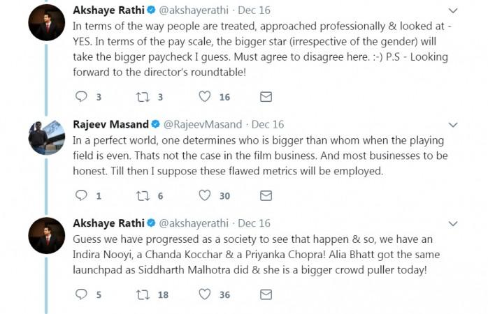 Rajeev Masand, Akshay Rathi