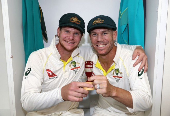 Steve Smith, David Warner Ashes