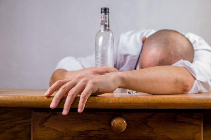 hangover,