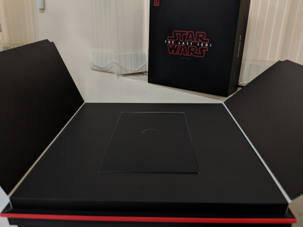 OnePlus 5T Star Wars Limited Edition Secret Message