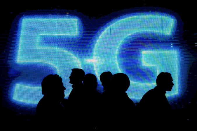 5G mobile communication