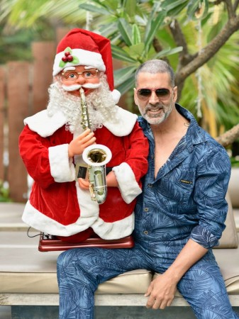 Akshay Kumar's new look