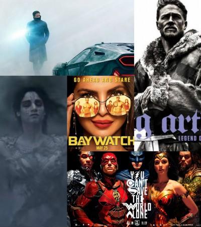 Box office flops 2017