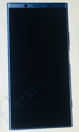 Sony Xperia leaked image