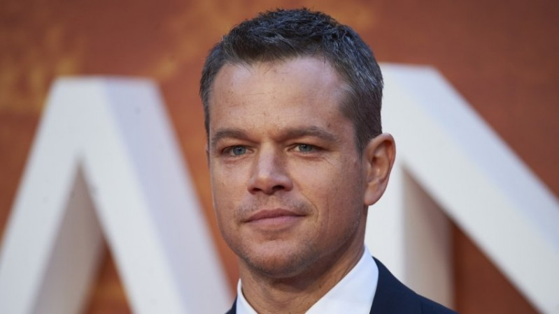 Matt Damon: Why arent we talking about men who are not sexual predators?