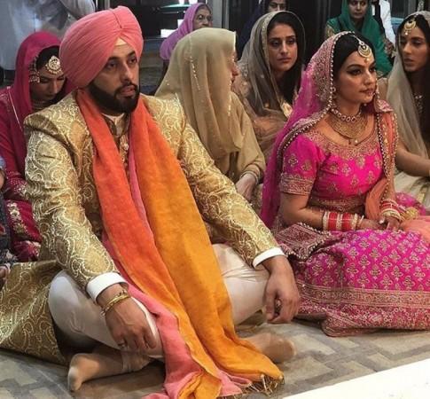 Yeh Hai Mohabbatein cast, Sangram Singh married