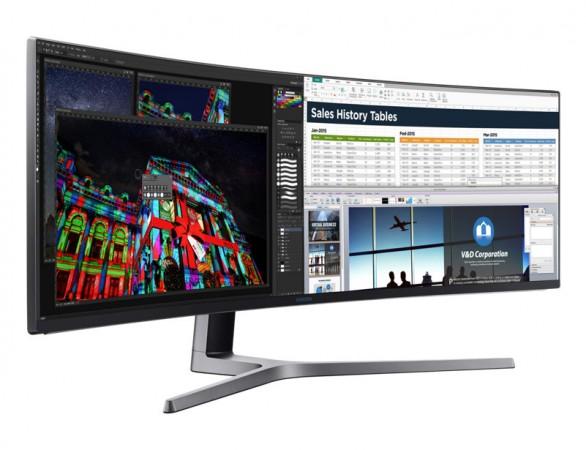Samsung CH90 ultra wide monitor