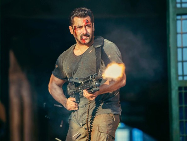 Salman Khan Becomes Only Bollywood Actor To Have Three: Tiger Zinda Hai Is Salman Khan's 12th Rs 100 Crore Movie