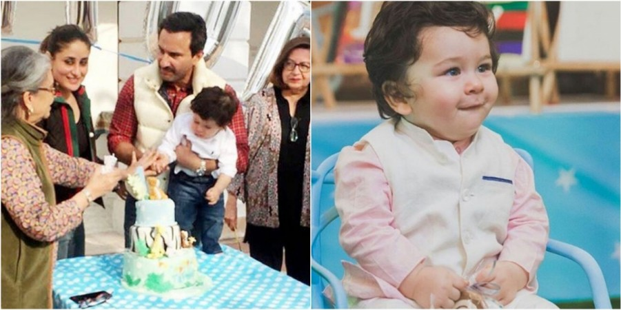 Taimur Ali Khan S First Birthday This Person Close To