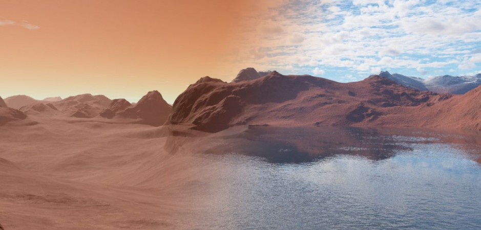 Water on Mars mystery solved? Scientists believe this is the reason why water on the Red Planet disappeared - IBTimes India