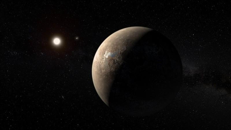 Proxima b, Alpha Centauri,