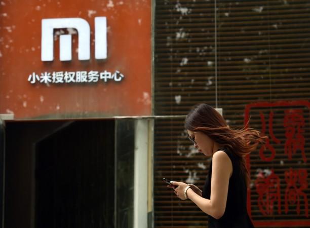 CHINA-TECHNOLOGY-TELECOM-SMARTPHONE