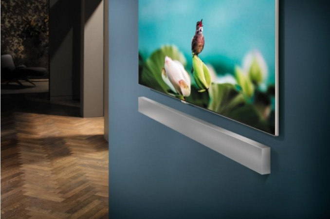Samsung, NW700 Soundbar Sound , launch, CES 2018,