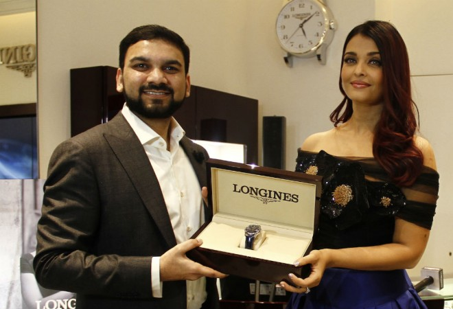 Aishwarya Rai Bachchan launches Longines new boutique in Bengaluru