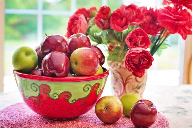 fruits, fresh fruits,