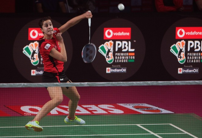 Carolina Marin PBL