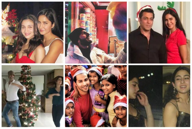 Christmas Bollywood