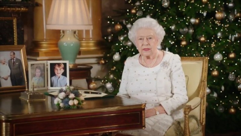 Queen Elizabeth IIs 2017 Christmas Speech