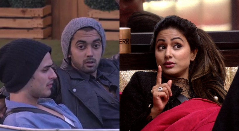 Luv Tyagi and Priyank Sharma trolled for being nominated under Hina Khan's captaincy