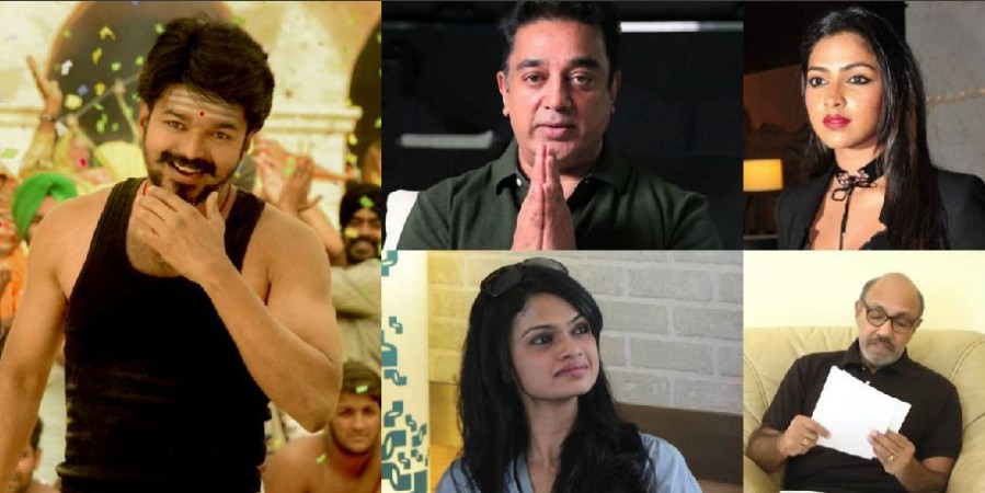 Kollywood 2017: Controversies that shocked Tamil audience