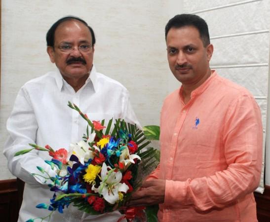 Venkaiah Naida Ananth Kumar Hegde