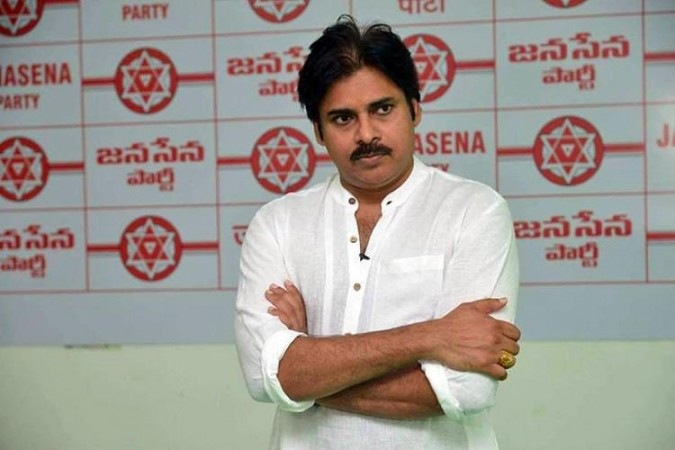 Pawan Kalyan huddles up with legal team at film chamber