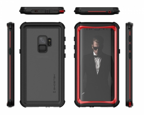 Samsung Galaxy S9 phone case by Ghostek