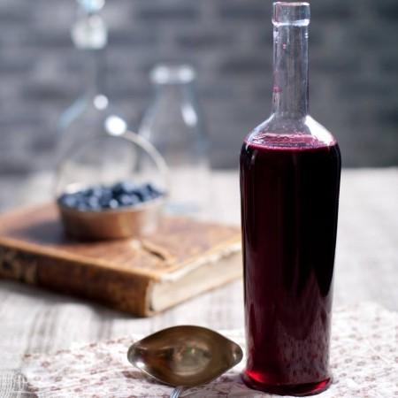 blueberry vinegar, dementia,